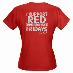 what does red friday mean why we support it below5usa